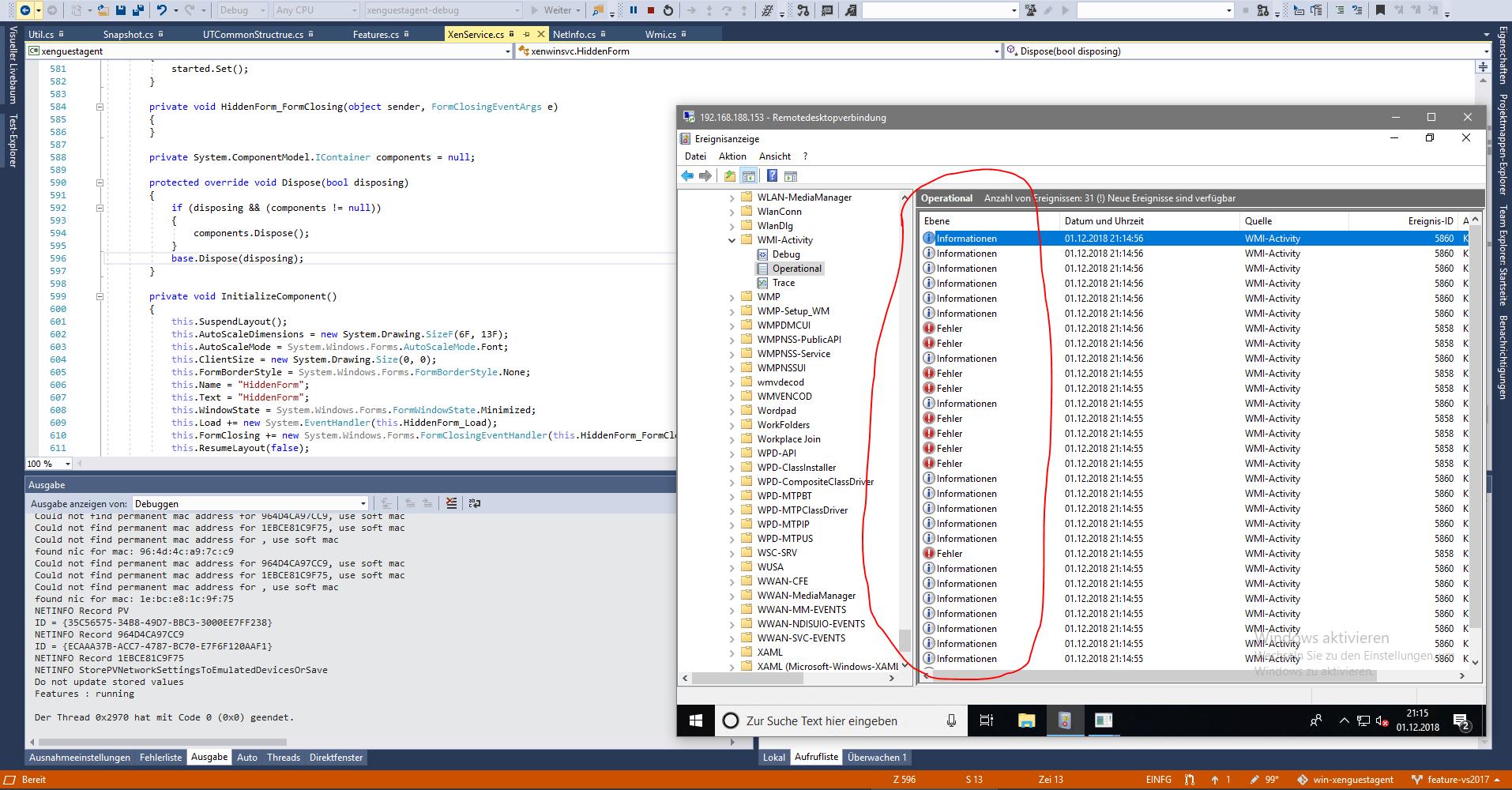 Beta Release] XCP-ng Windows Client tools 8 2 1-beta1   XCP